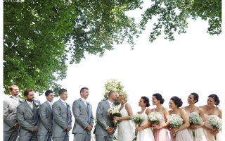 Brittany's+bridal+party