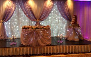 Quezada+Wedding+Photo+-+Sweetheart+Table+with+Cake