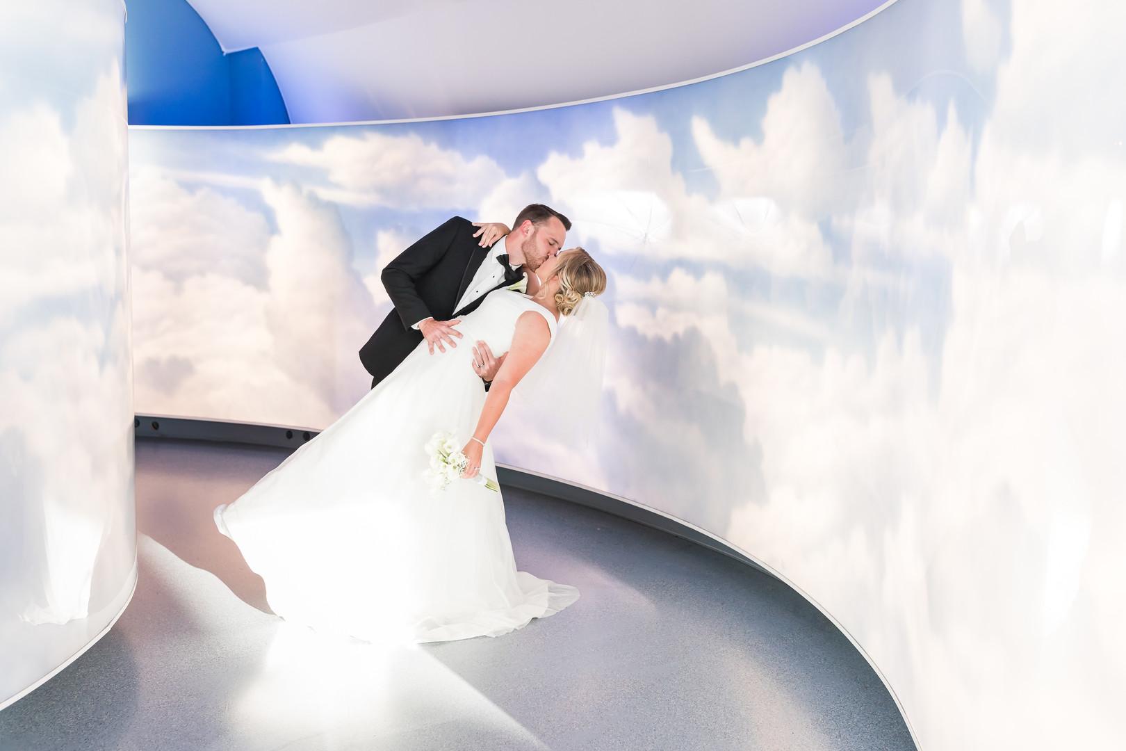 air zoo museum wedding